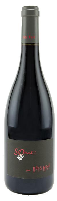 So Nat, vin rouge de Bois Mozé