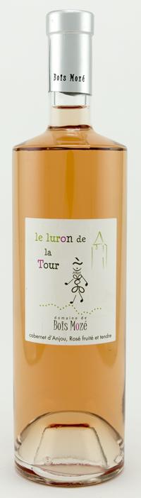 Photo d'une bouteille Le Luron de la Tour - Bois Mozé