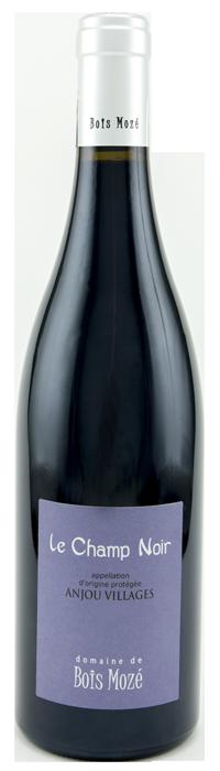 Photo d'une bouteille de Champ Noir - Bois Mozé