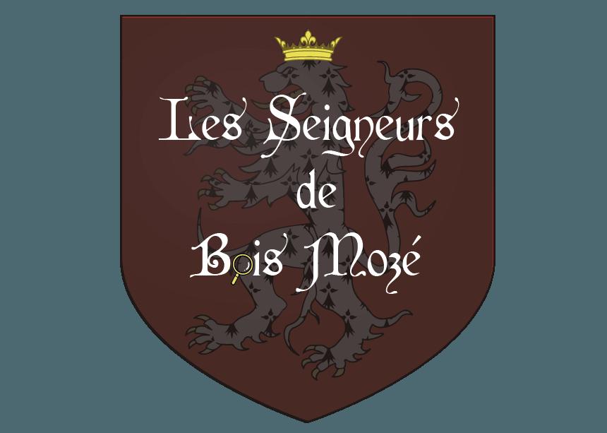 Escape game les Seigneurs de Bois Mozé