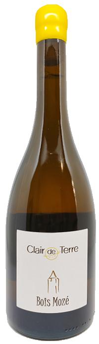 Clair de Terre - Vin blanc sans sulfites ajoutés - Domaine de Bois Mozé