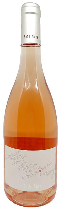 Rose Émoi, le rosé de Loire par Bois Mozé